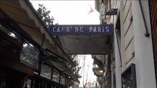 Incendio al Café de Paris a Roma, locale simbolo della Dolce Vita