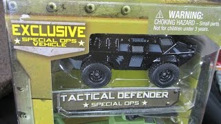 New Tonka Trucks And Vehicles And Exclusive Special Ops Vehicle!