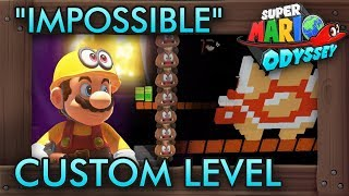 Download lagu TheImpossibleCustom Level Super Mario Odyssey Maker MP3