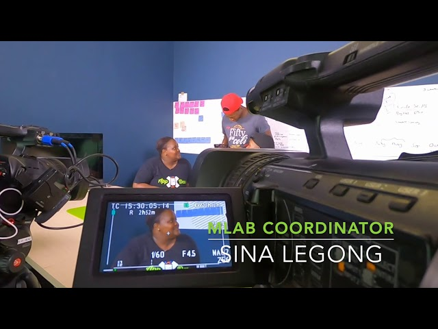 Youth Startup Show Filming at mLab 2019