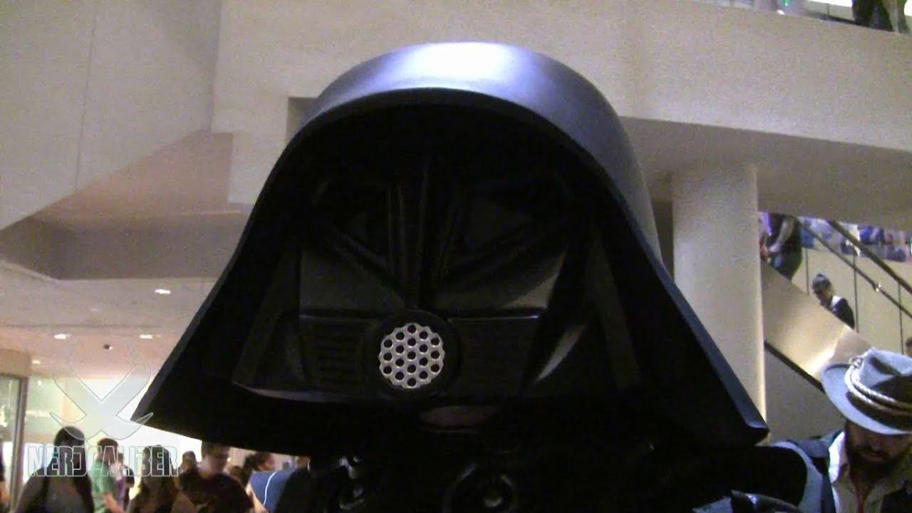 dark helmet spaceballs cosplay at dragoncon 2013 youtube