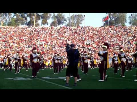 USC Band  Rose Bowl 2009  Almost Easy  Avenged Sevenfold