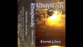 Rhapsody - Tears at the Nightfall