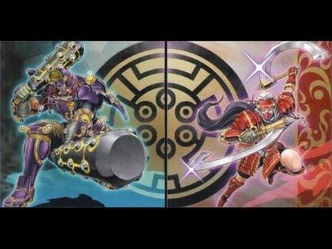 "Six Samurai Deck Profile - September 2013 ""Mizuho's Love"""