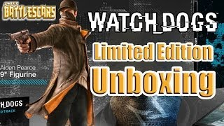 WATCH DOGS LIMITED EDITION UNBOXING