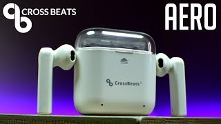 CrossBeats Aero True Wireless Earbuds - Airpod Alternative?