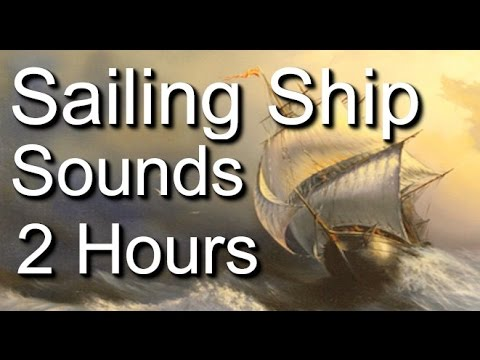 Sailing, Sailboats and Sails: 2 Hour Long Sleep and Nature Sound