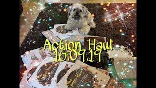 Action HAUL 16.09.19 { Neue Weihnachts Luxus Paper Blöcke } !