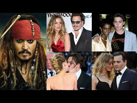 Girls Johnny Depp Has Dated
