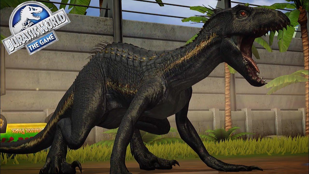 Jurassic World: The Game EP50 INDORAPTOR