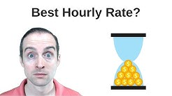 Choosing The Perfect Hourly Rate!