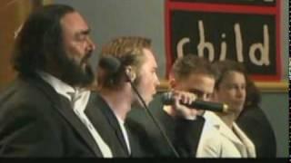 男孩地带MV,LIVE,访问,花絮视频 Boyzone   No Matter What   Live At Pavarotti And Friends 1998