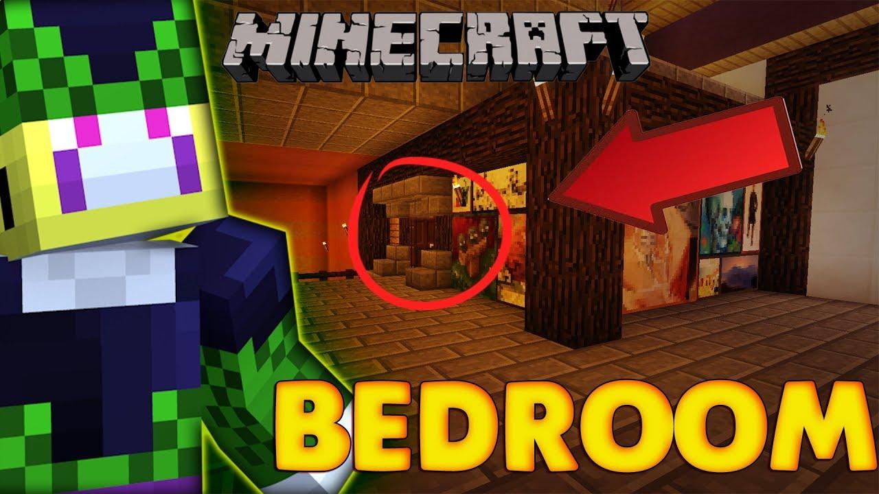 Camera Da Letto Minecraft minecraft ita ep 852 - arredamento camera da letto