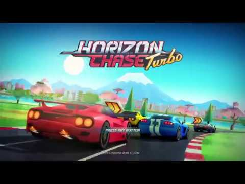 Horizon Chase Turbo (PS4) Platinum Trophy Guide