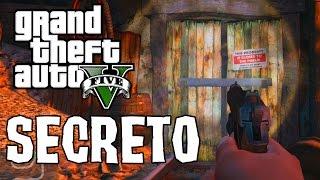 """""""SECRETO GTA V"""" LA MINA MISTERIOSA - (GTA V XBOXONE, PS4)"""