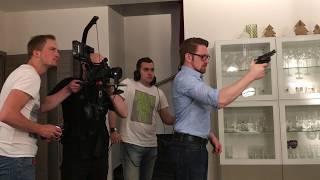 Kurzfilm 'Doppelmord' - Making Of / Behind the scenes