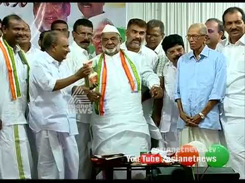 TH Musthafa against Oommen chandy and Ramesh chennithala in his biography