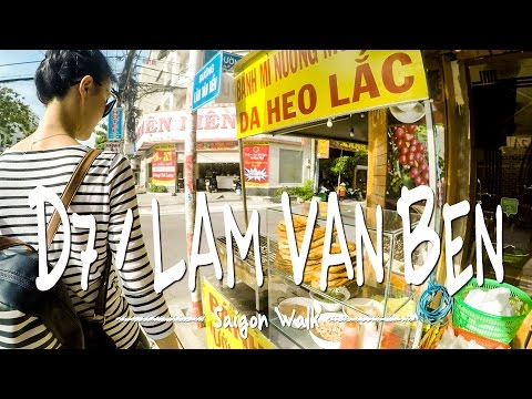 Saigon Walk: The Secret Treasure in the North of District 7, Ho Chi Minh City, Vietnam [4K]