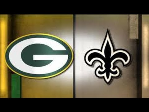 KIND OF AN EPIC MATCH UP AGINST THE SAINTS AND GREEN BAY(MADDEN 17)