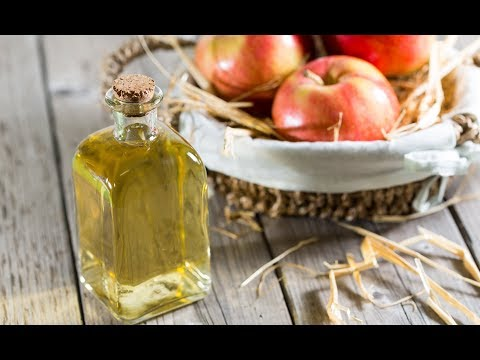 Яблочный УКСУС для НОГ: от запаха, грибка, потливости, варикоза, усталости