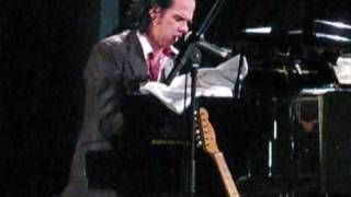 "Nick Cave ""(Are you) the one that I"