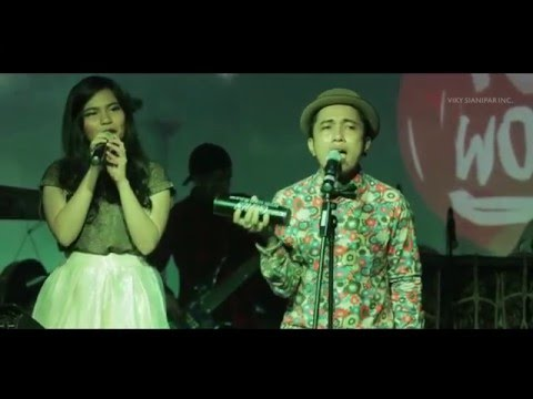 Viky Sianipar Ft. Alsant Nababan & Louise Sitanggang - Magic [Cover Song] - [TobaWorld Live]