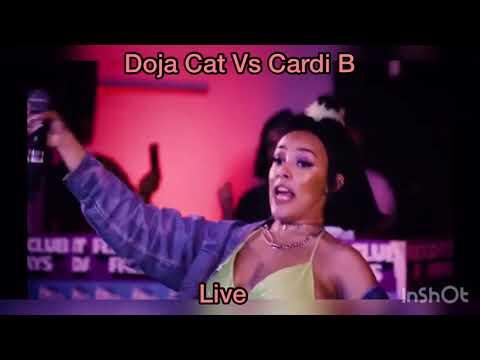 Doja Cat vs Cardi B