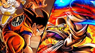 Tips On Building Good Teams For Dragon Ball Legends Multi Summons | DB Legends #2