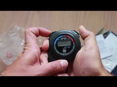 Casio Handheld Chronomètre Hs-80Tw-1Ef