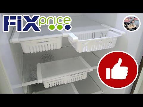 Вопрос: Как обклеить полки холодильника полиэтиленовой лентой?
