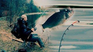 Рыбалка на карася весной 2017. Поклевки на фидер