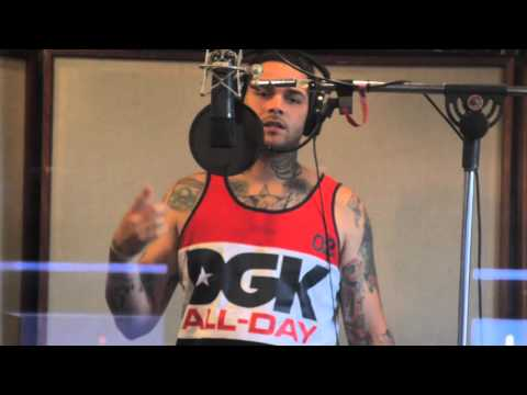 """GEE$ Making Of """"I'm a King"""" Cutting Room Recording Studio NY"""