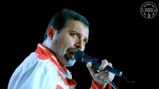 Queen - Seven Seas Of Rhye (Hungarian Rhapsody: Live in Budapest 1986) (Full HD)