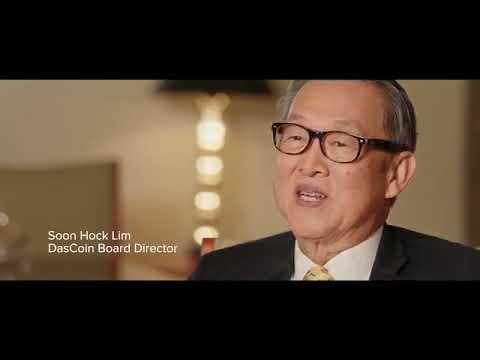 The DasCoin team - Soon Hock Lim's story