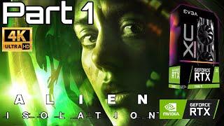 Alien: Isolation Ultra Settings 4K | RTX 2080 Ti