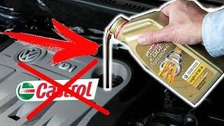 Подделка масла CASTROL. что будет с двигателем?