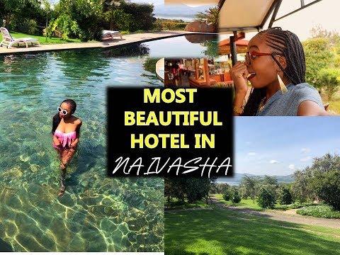 LETS GO TO NAIVASHA, KENYA! || BEST DESTINATION IN NAIVASHA