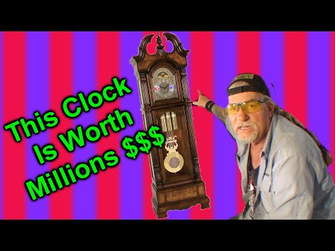 Clocks - LARGE Clock Collection - [A Guide To Antique Clocks]