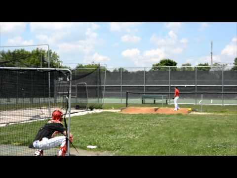 18 Year-Old Submarine Baseball Pitch