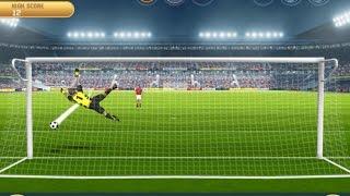 Flick Kick Goalkeeper iOS Gameplay