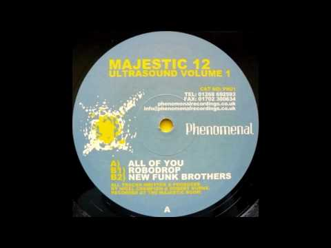 Majestic 12 - Robo Drop (Club Mix) 2002 House