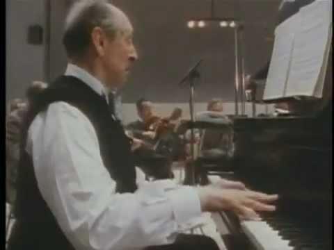 Горовиц Моцарт Концерт 23