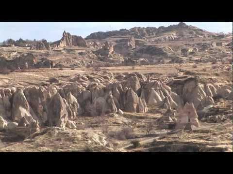 GOREME AND CAPPADOCIA