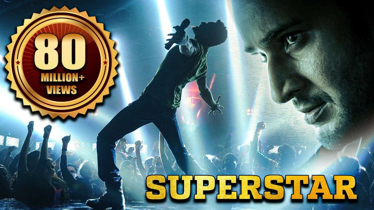 Download Superstar (2016) Full Hindi Dubbed movie | Mahesh Babu, Shruti Haasan, Tamannaah