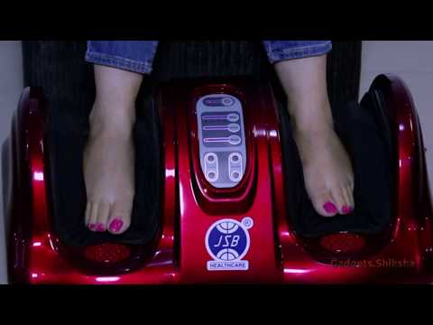 6 Best Electric Foot Massager under 6000 Rupees in India Market (हिंदी में)