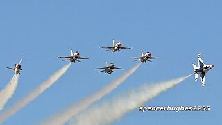 2020 Thunderbirds NAF El Centro