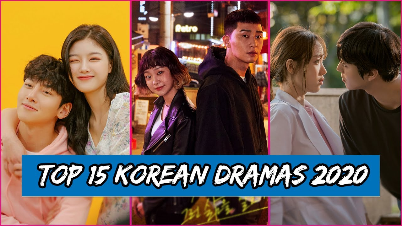 Top 15 Korean Dramas 2020 So Far (Jan - July)
