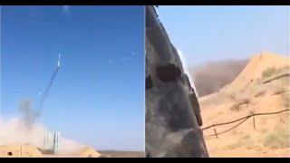 Ракета С 400 рухнула возле военных на учениях Кавказ 2020