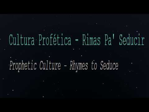 Cultura Profética - Rimas Pa' Seducir (English Lyrics Translation)