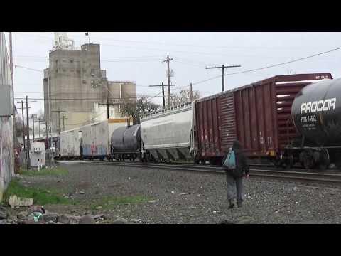 Eugene Freight Benching Pt. 11